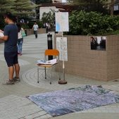 Public Art Intervention (Prince Edward Hong Kong, 2015)